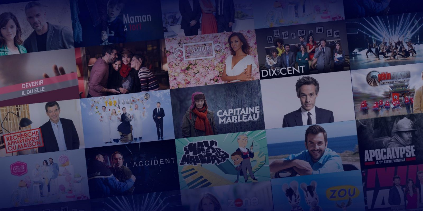 Salto la nouvelle plateforme de streaming française
