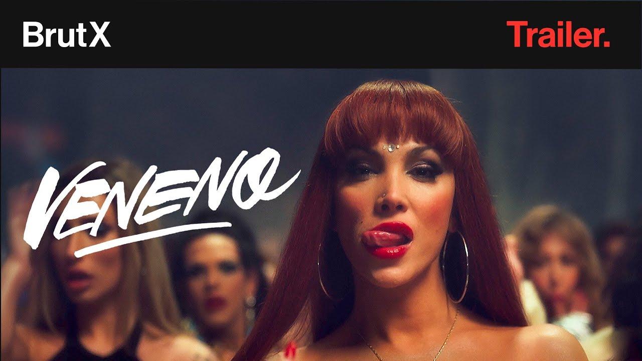 BrutX nouveau service de streaming diffuse la série espagnole Veneno